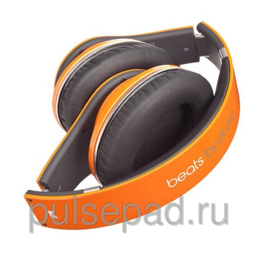 Наушники Beats by Dr. Dre Studio Limited Edition оранжевые