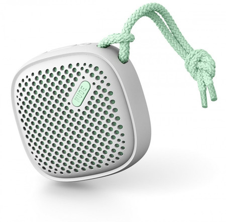Портативная колонка NudeAudio MOVE S Wired Light Grey/Mint (PS001MTG)