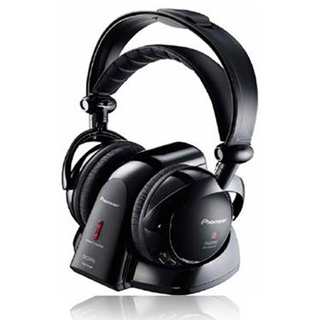 Наушники Pioneer WIRELESS SE-DRF41M чёрные