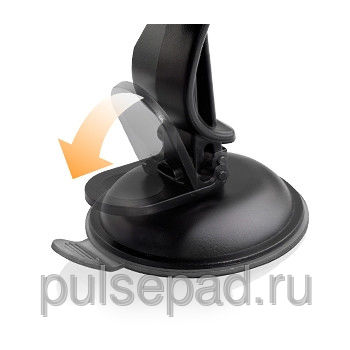 CAPDASE Mini Car Mount Holder Racer (HR00-CN01)