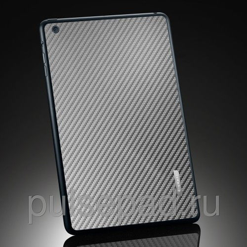 Скин SGP Skin Guard Set Series для iPad mini Carbon Grey (SGP10065)