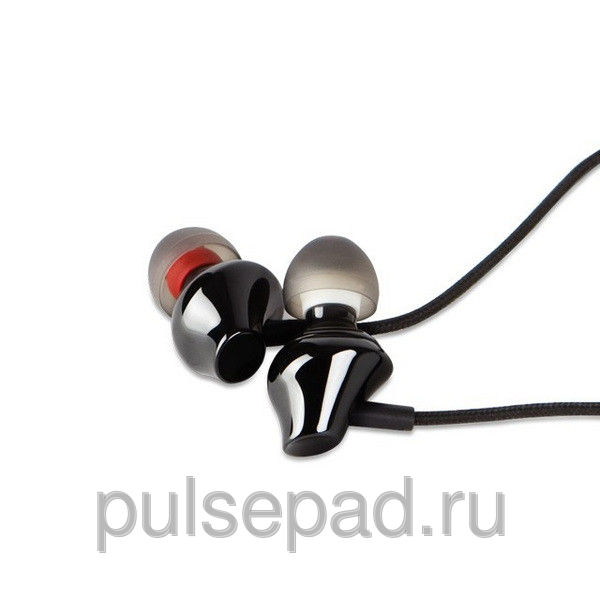 Гарнитура Moshi Keramo Premium In-Ear Headphones для Universal чёрный