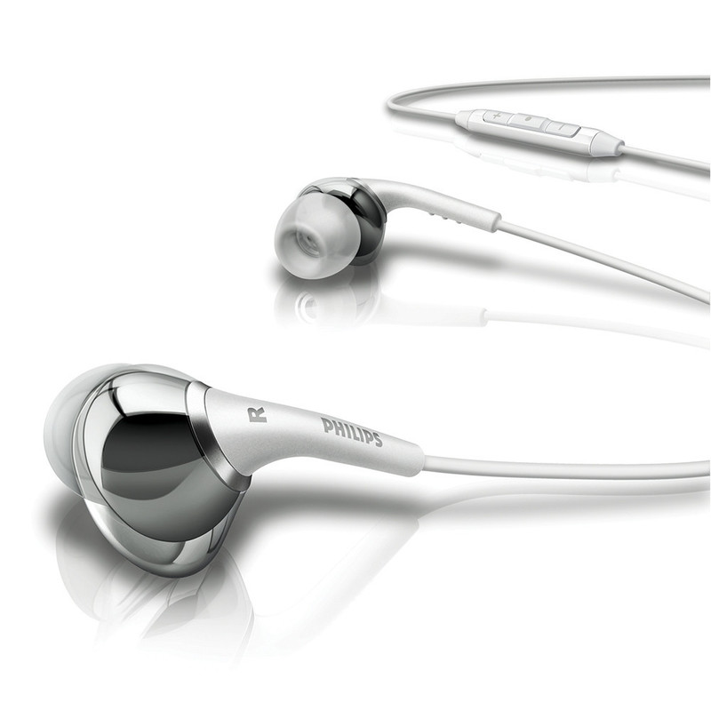 Наушники Philips SHE9755 белые