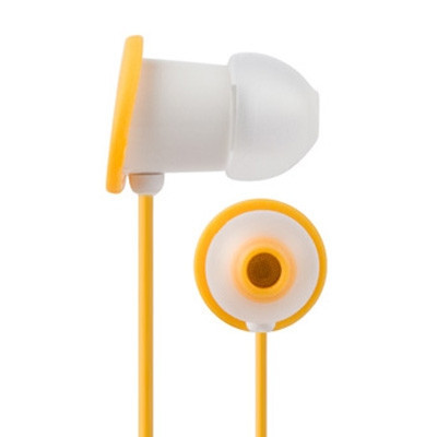 Гарнитура Moshi MoonRock Personal In-Ear Headphones для Universal желтый