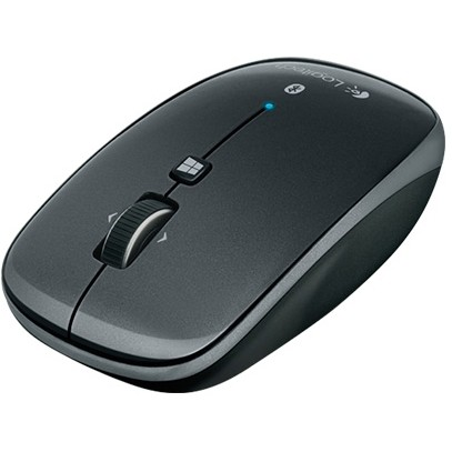 Мышь Logitech M557 Bluetooth Mouse Dark Gray_ (910-003971) (эконом упаковка)