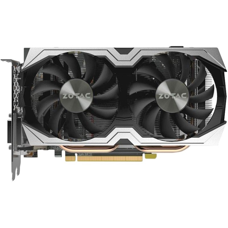 Видеокарта Zotac GeForce GTX 1070 Mini (ZT-P10700G-10M)