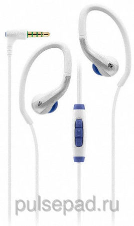 Наушники SENNHEISER OCX 685i Sports White