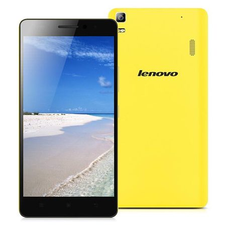 Lenovo K3 Note (Yellow)