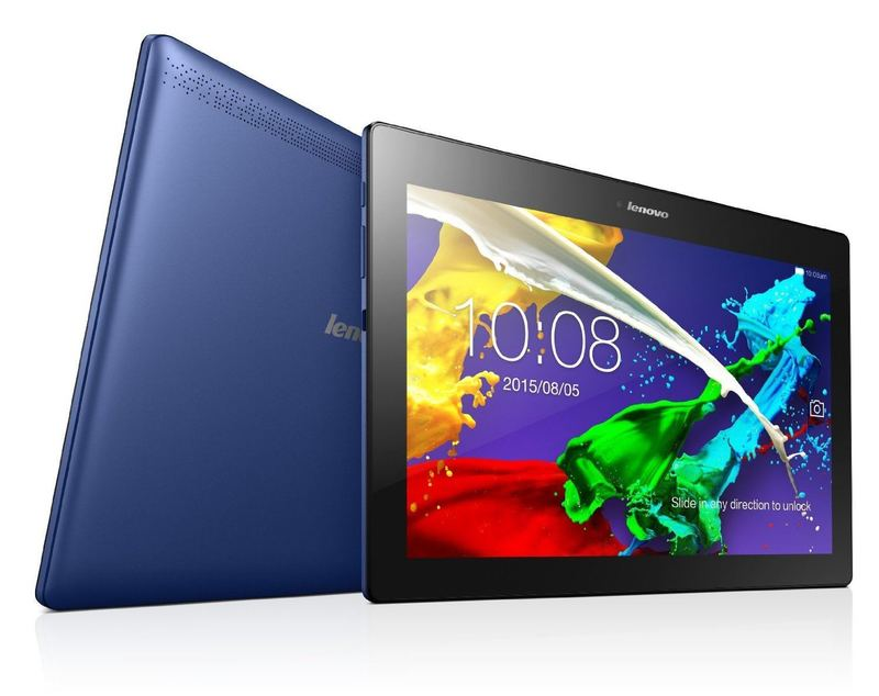 Планшет Lenovo Tab 2 A10-30L 16Gb LTE Midnight Blue (ZA0D0048)
