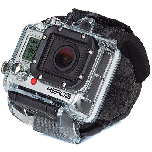 Аквабокс для камеры + пульт ДУ GoPro Remote 1.0 and Wrist Housing Bundle