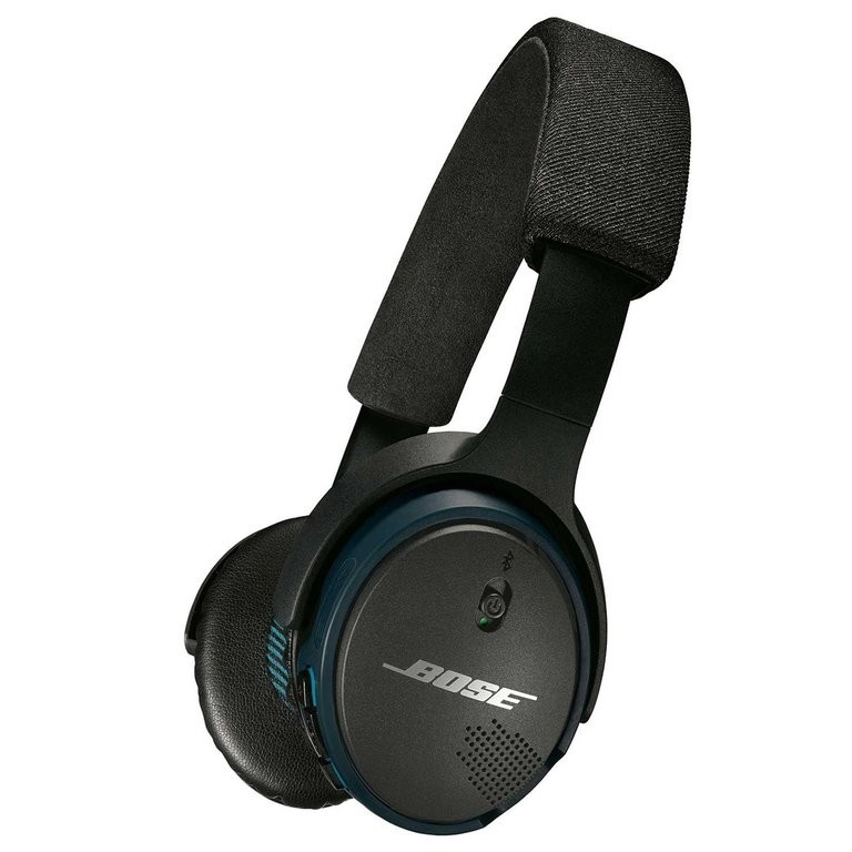 Наушники/гарнитура для телефона Bose SoundLink On-Ear Bluetooth Headphones (Black)