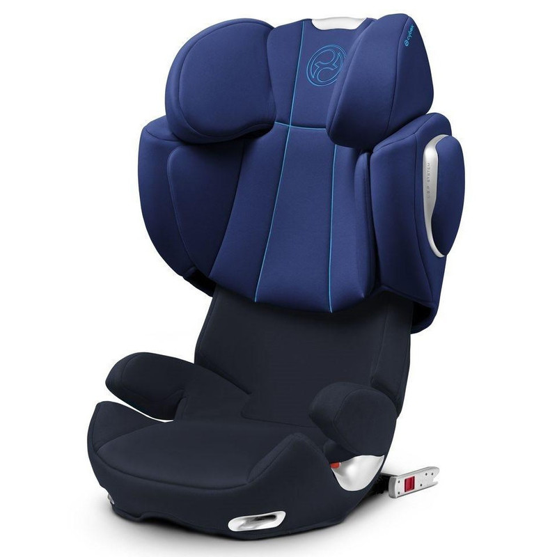 Автокресло Cybex Solution Q-fix Ocean Blue (514120007)