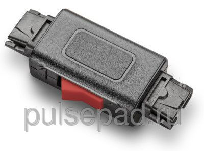 КАБЕЛЬ PLANTRONICS KIT, IN-LINE MUTE,CABLE W/CONNECTOR