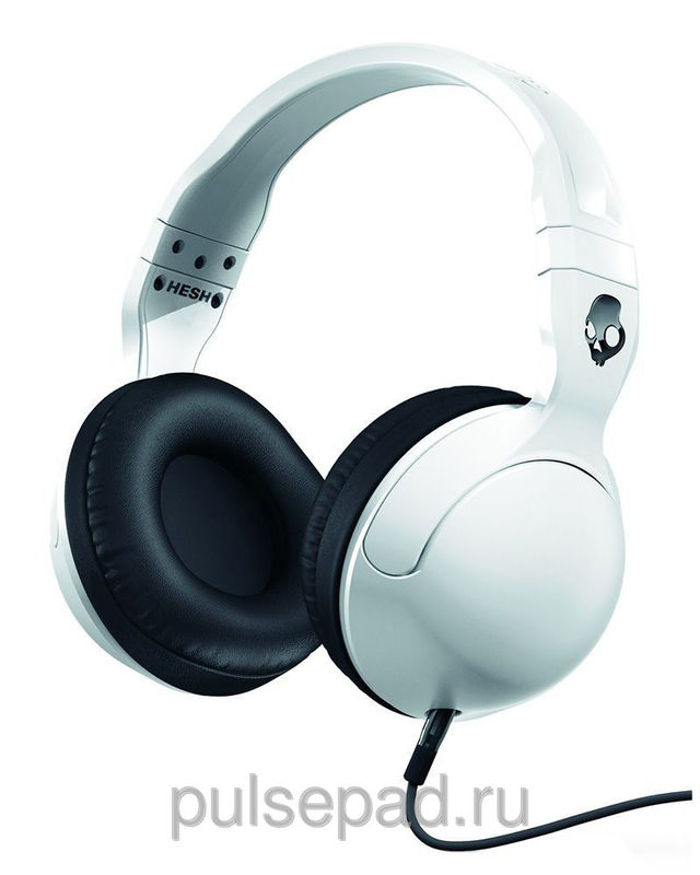 НАУШНИКИ SKULLCANDY HESH 2.0 WHITE