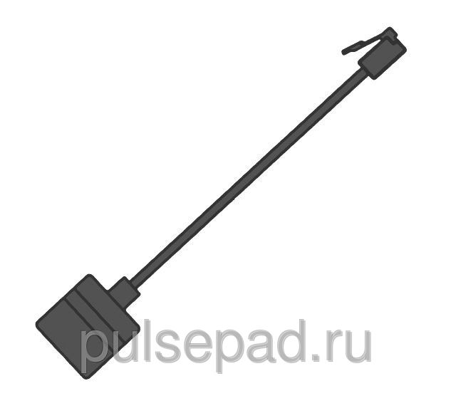 КАБЕЛЬ PLANTRONICS T PIECE ADAPTER, BAGGED