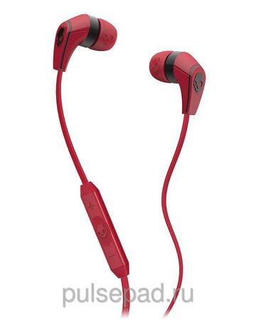 НАУШНИКИ SKULLCANDY 50/50 RED W/MIC3