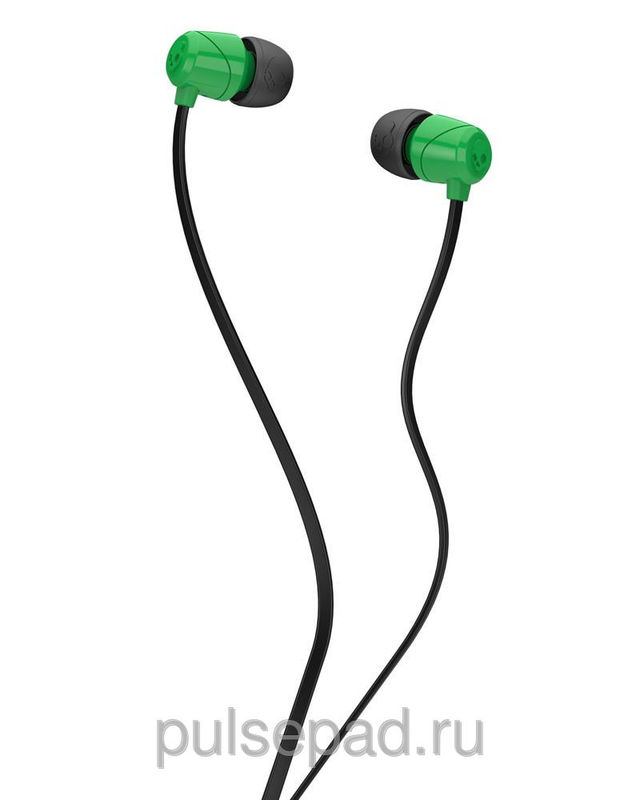 НАУШНИКИ SKULLCANDY JIB GREEN