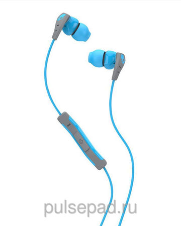 НАУШНИКИ SKULLCANDY METHOD BLUE/GRAY MIC1