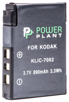 Aккумулятор PowerPlant Kodak KLIC-7002
