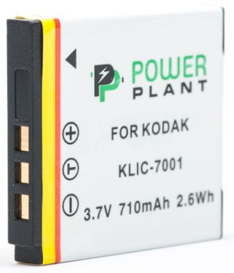 Aккумулятор PowerPlant Kodak KLIC-7001