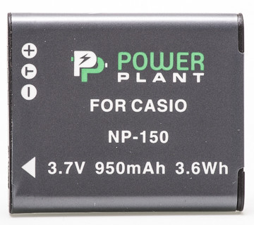 Aккумулятор PowerPlant Casio NP-150