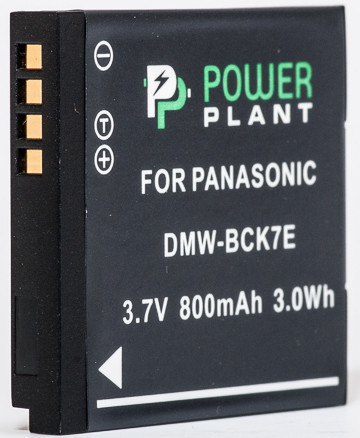 Aккумулятор PowerPlant Panasonic DMW-BCK7E