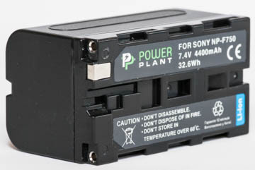 Aккумулятор PowerPlant Sony NP-F750