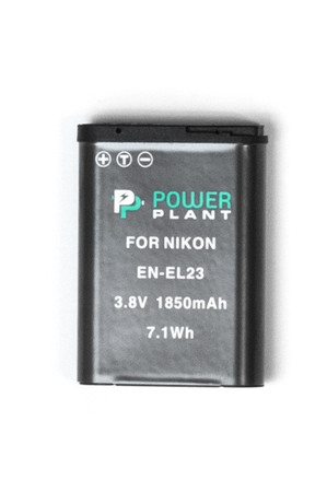 Аккумулятор PowerPlant Nikon EN-EL23