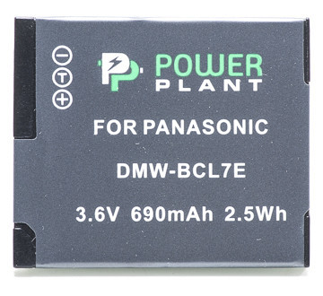 Aккумулятор PowerPlant Panasonic DMW-BCL7E