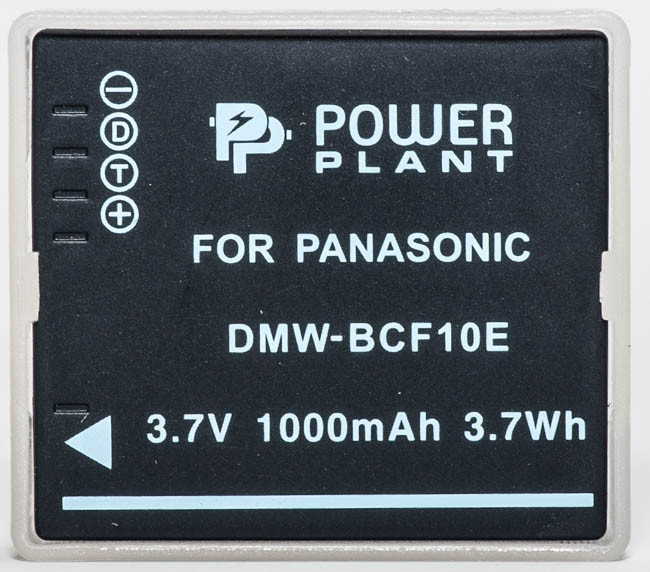Aккумулятор PowerPlant Panasonic DMW-BCF10E