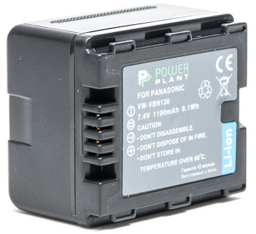 Aккумулятор PowerPlant Panasonic VW-VBN130
