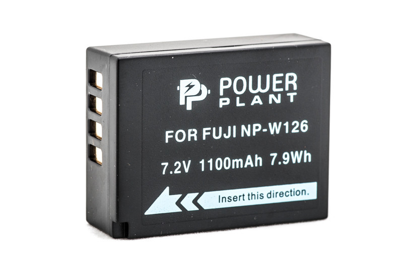 Aккумулятор PowerPlant Fuji NP-W126