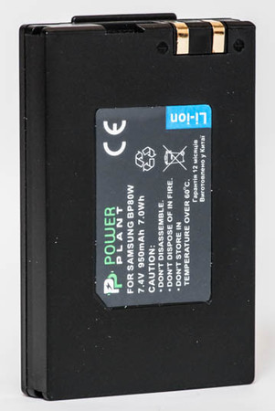 Aккумулятор PowerPlant Samsung IA-BP80W