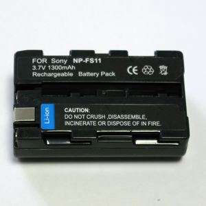 Aккумулятор PowerPlant Sony NP-FS11