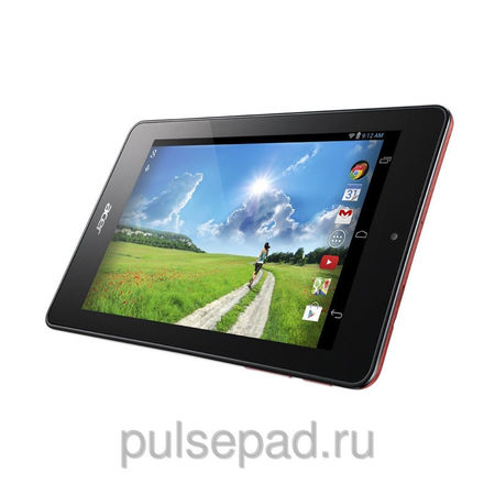 Планшет Acer Iconia One 7 B1-730-10Z0 Garnet Red (L-NT.L4ZAA.001)