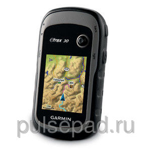 Garmin eTrex 30 Bundle