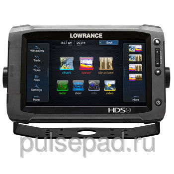 Картплоттер Lowrance HDS-9 Gen2 Touch