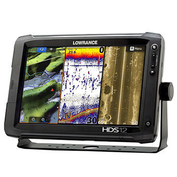 Картплоттер Lowrance HDS-12 Gen2 Touch