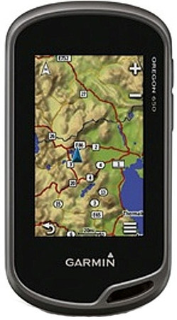 Garmin Oregon 650 + бонус