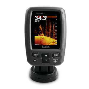 Эхолот Garmin echo 301dv