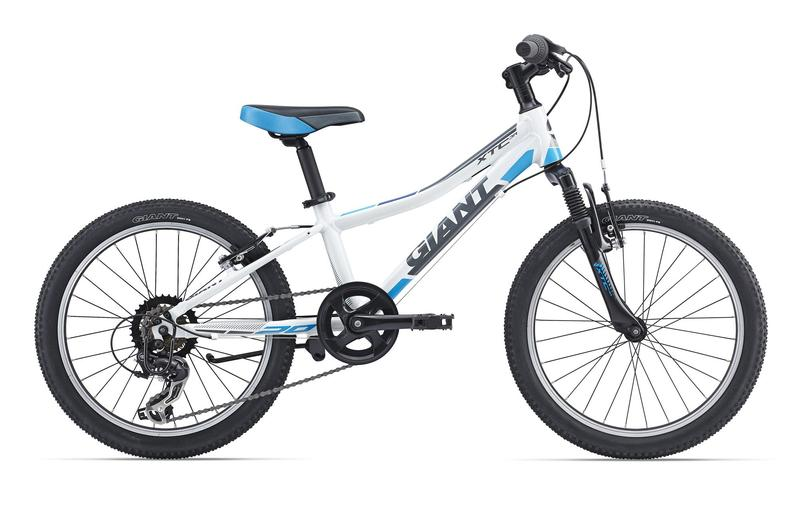 Велосипед горный (MTB) Giant XTC Jr 20 (2016) / (white)