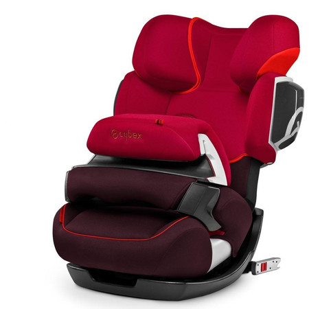Cybex Pallas 2-Fix Strawberry