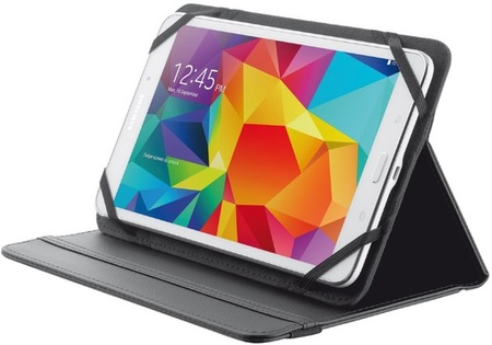 "Чехол с подставкой Trust Universal 7-8"" - Primo folio Stand for tablets Black"
