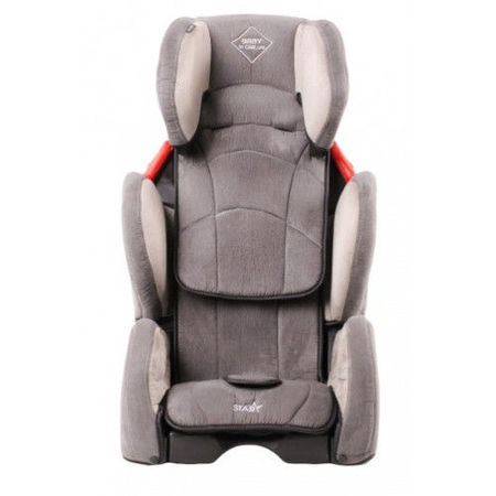 Автокресло Babyincar Star Gray