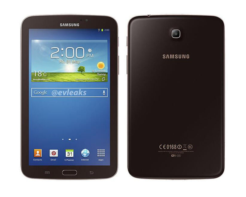 Планшет Samsung Galaxy Tab 3 7.0 8GB (SM-T210) Gold Brown (RB)