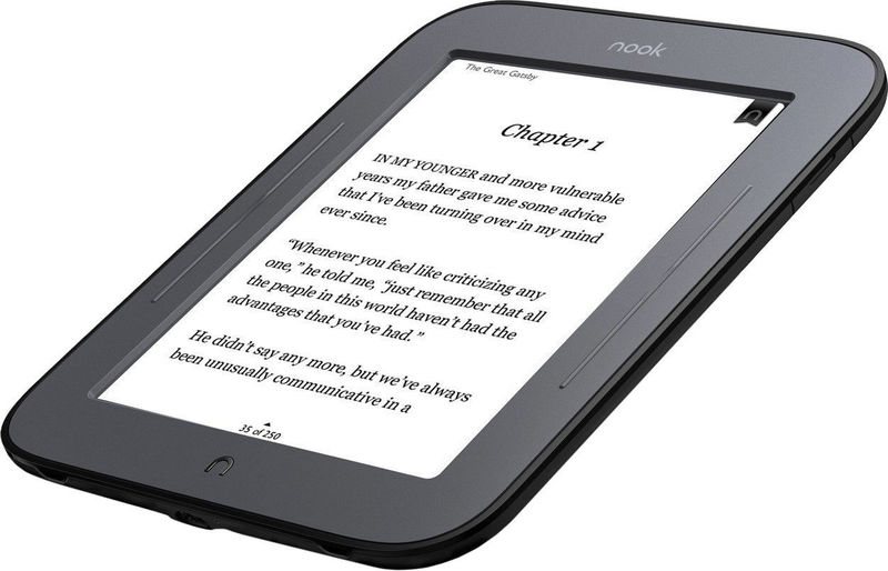 Barnes&Noble Nook The Simple Touch Reader (BNRV300)