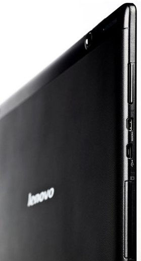 Планшет Lenovo IdeaTab S6000 WiFi+3G Black (59-368581)