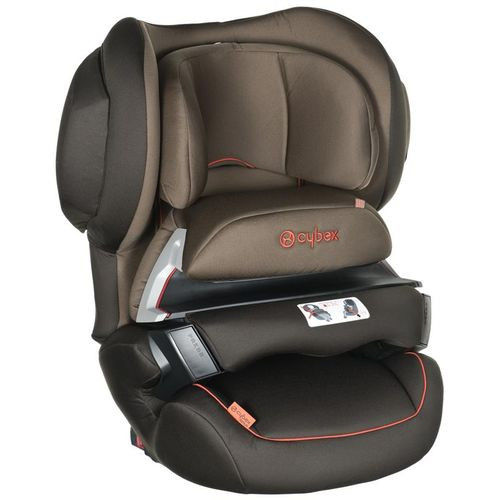 Автокресло Cybex Juno 2-fix Coffee Bean