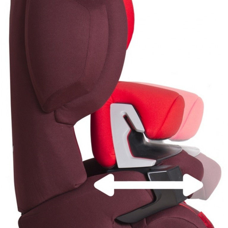 Автокресло Cybex Juno 2-Fix Hot & Spicy