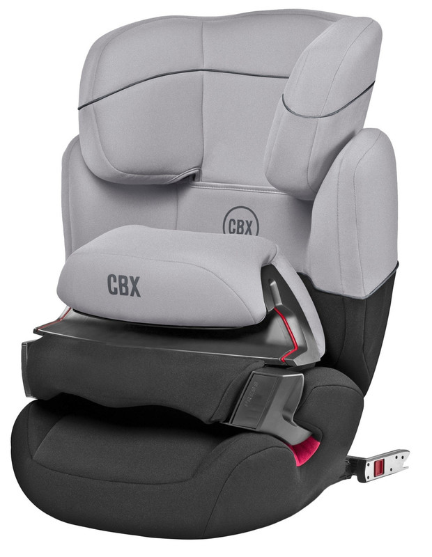 Автокресло Cybex Isis-Fix CBX Grey Rabbit (514107032)